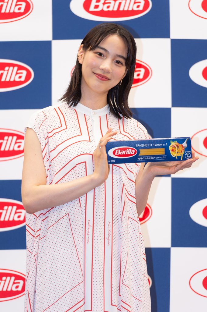 """""""NON"""" was kindly asked to participate in the unveiling of new packaging for Italy's number one pasta brand """"Barilla""""!"""