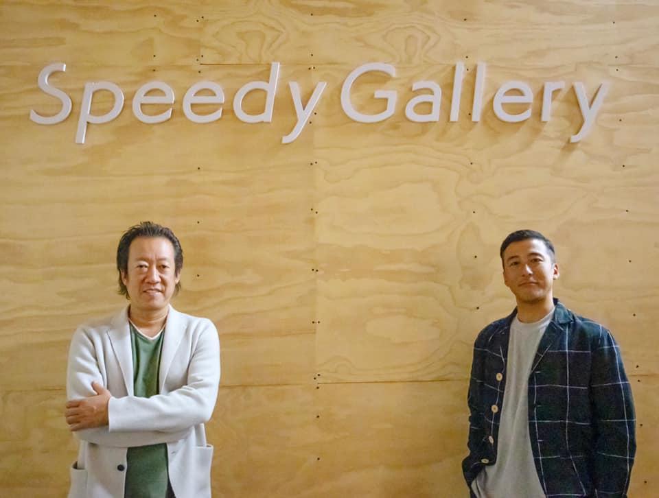 玉之井哲哉【Things from Beyond the Sea】展 (Speedy Gallery Presents)  会期:2019.11.15 – 2019. 12.23