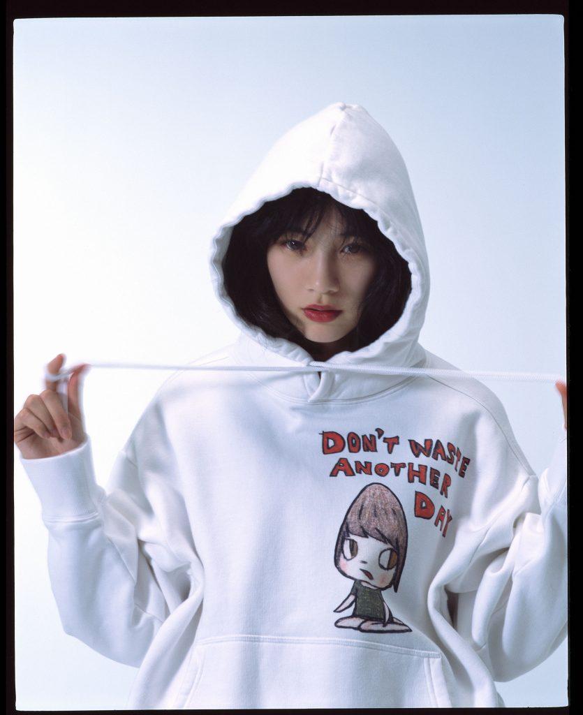 NON x 奈良美智 x STELLA McCARTNEY :当代艺术家奈良美智首次与时尚品牌「Stella McCartney」合作。
