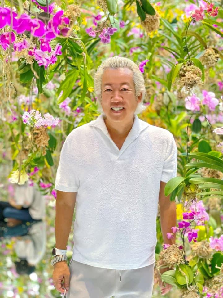 新エリアオープン「チームラボプラネッツ TOKYO DMM」: 浮遊する1万3千株のランか