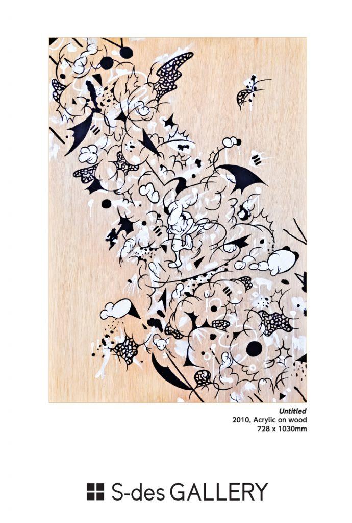 2010年10月30日〜10月31日 YOUNG ARTISTS JAPAN Vol.3(東京)