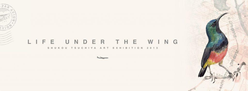 2013年8月17日〜8月22日 Life Under the Wing (東京)