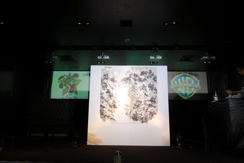 2013年12月13日~28日 『トムとジェリーの愉快世界展』 (東京)