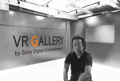 2016年6月14日〜 VR GALLERY by Sony Digital Entertainment オープン
