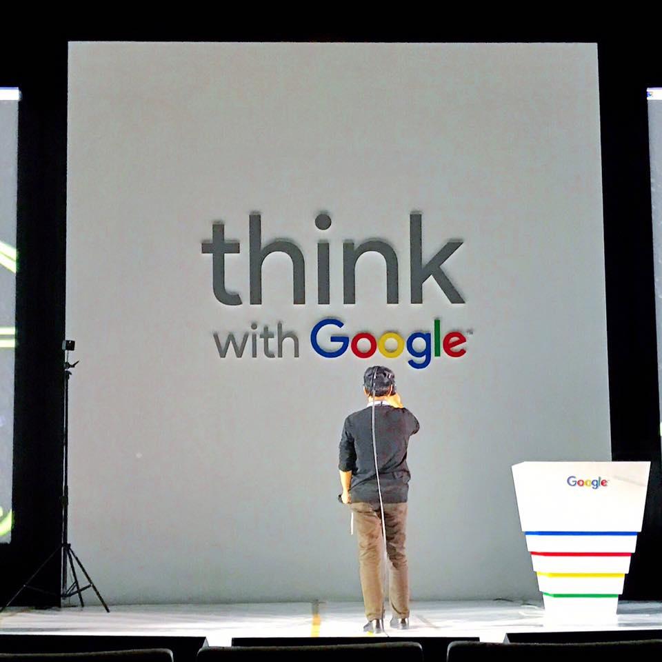 2016年11月30日 Think with Google(東京)